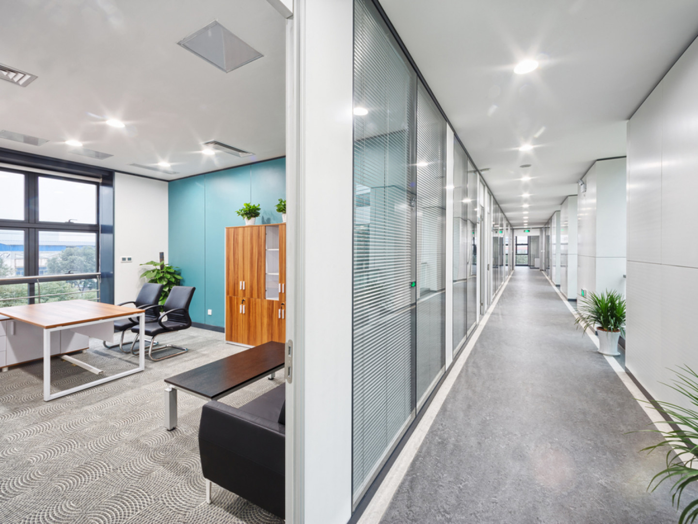 In the beginning, our cleaning experts like to focus on surfaces with a high touch volume on a daily basis in common areas of the office, such as: